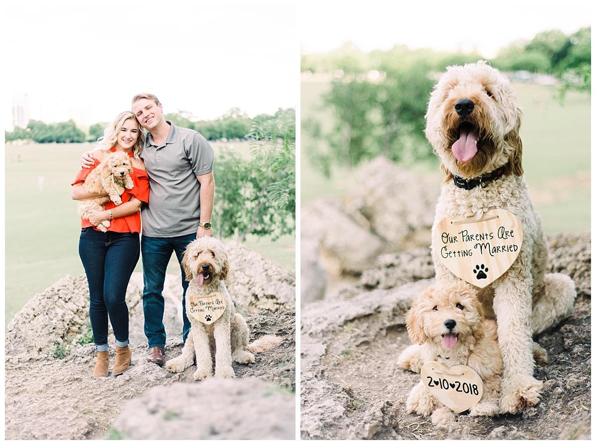Paige & Adam's Downtown Austin Engagement Session - SLOANE PHOTO